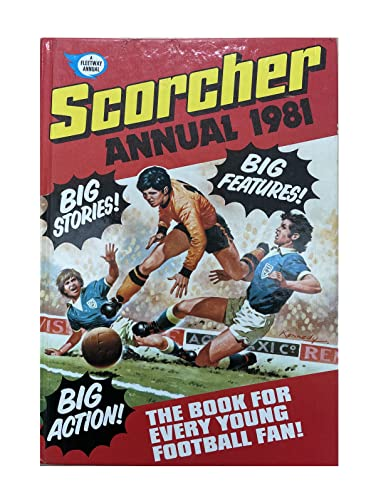 Scorcher Annual 1981 By Unstated
