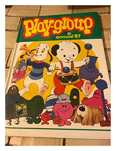 Fleetway : Playgroup Annual 1987 - Not Price Clipped - Used By Fleetway