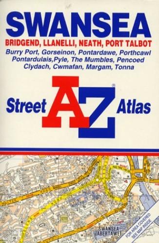 A. to Z. Street Atlas of Swansea By Geographers' A-Z Map Company