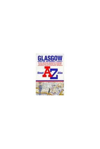 A. to Z. Glasgow Street Atlas by Geographers' A-Z Map Company