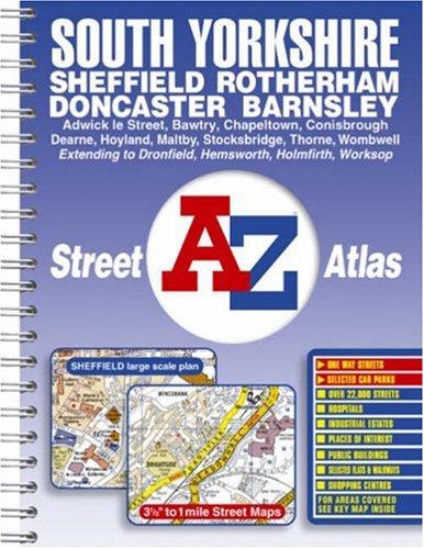 South Yorkshire Street Atlas
