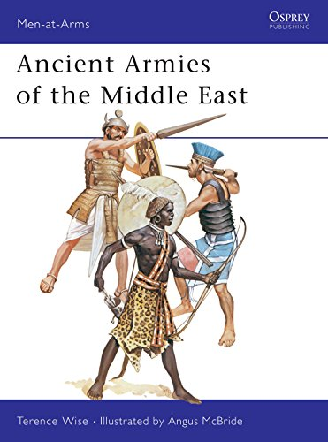 Ancient Armies of the Middle East By Terence Wise