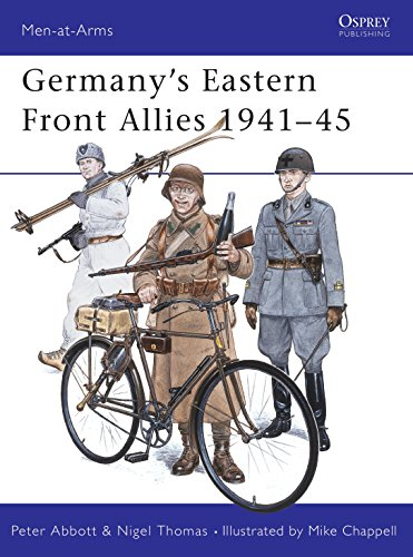 Germany's Eastern Front Allies, 1941-45 By Peter Abbott