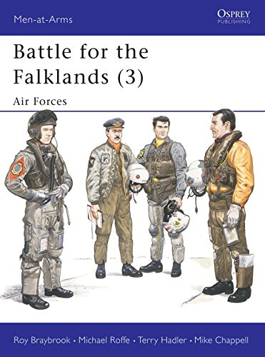 Battle for the Falklands By Roy Braybrook