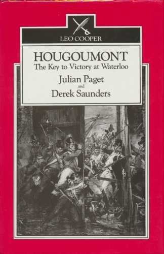 Hougoumont By Julian Paget