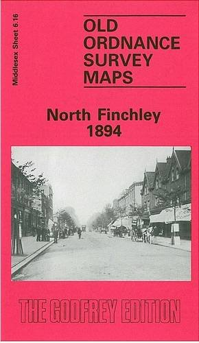 North Finchley 1894 By Pamela Taylor