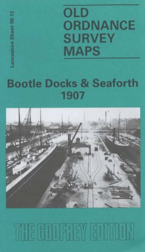 Bootle Docks and Seaforth 1907 By Mike Greatbatch