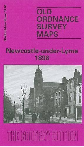 Newcastle-under-Lyme 1898 By Dave Adams