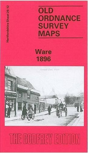 Ware 1896 By Alan Godfrey