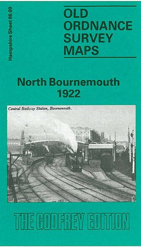North Bournemouth 1922 By Alan Godfrey