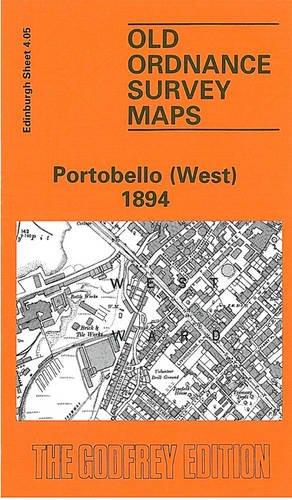 Portobello (West) 1894 By Andrew Bethune
