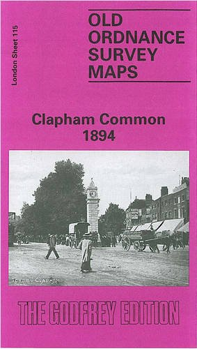 Clapham Common 1894 By Keith Bailey
