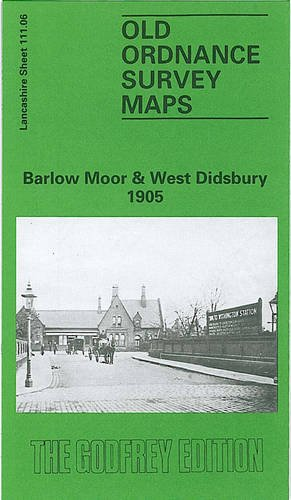 Barlow Moor and West Didsbury 1905 By Chris Makepeace