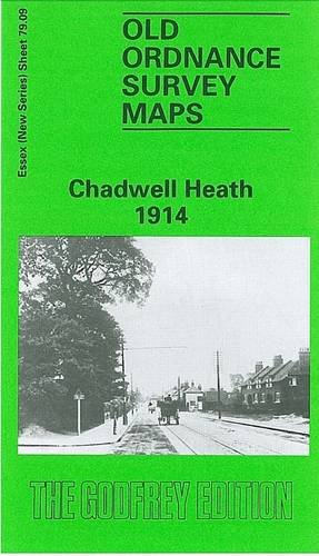 Chadwell Heath 1914 By Tony Clifford
