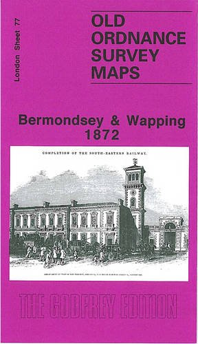 Bermondsey and Wapping 1872 By Stephen Humphrey