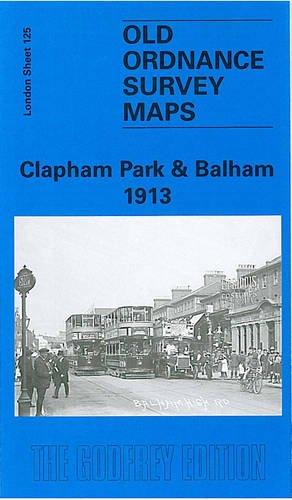 Clapham Park and Balham 1913 By Sue McKenzie