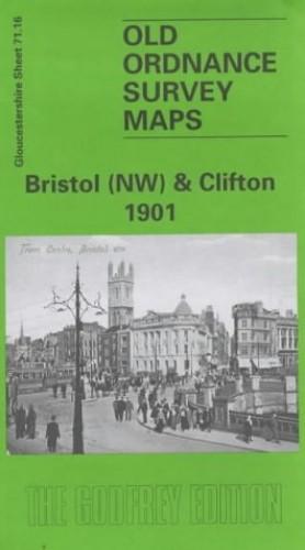 Bristol (NW) & Clifton 1901 By Alan Godfrey
