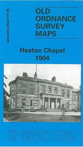 Heaton Chapel 1904 By Chris Makepeace