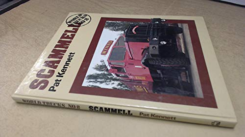 Scammell (World Trucks No.8) by Kennett, Pat Hardback Book The Cheap Fast Free