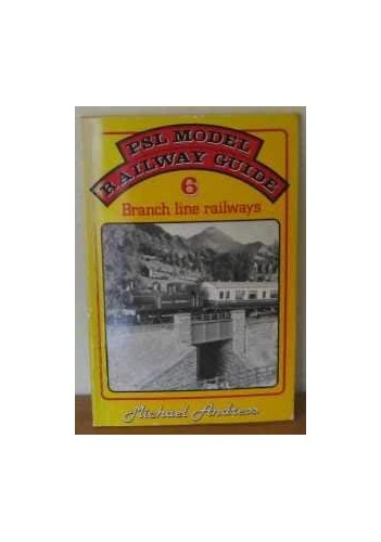 Model Railway Guide By Michael Andress