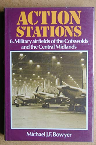 Action Stations By Michael J.F. Bowyer