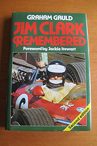 Jim Clark Remembered By Graham Gauld