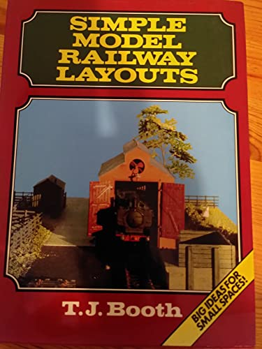 Simple Model Railway Layouts By Trevor Booth