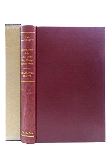 Five Novelettes by Charlotte Bronte