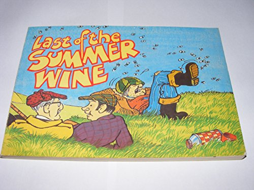Last of the Summer Wine: Cartoon Book by Roy Clarke