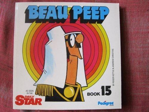 Beau Peep Book By Roger Kettle