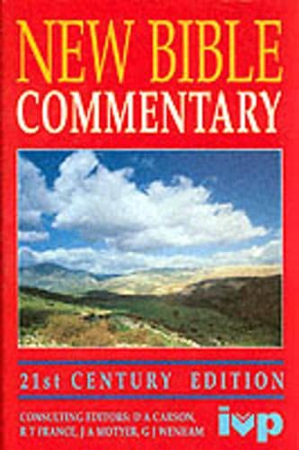 New Bible Commentary By D. A. Carson
