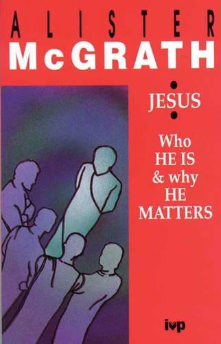 Jesus By Alister E. McGrath