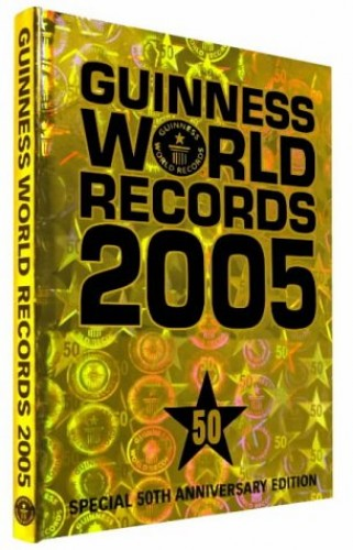 Guinness World Records By Claire Folkard
