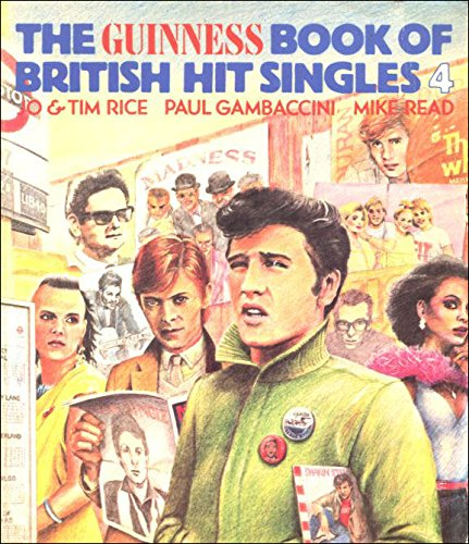 Guinness Book of British Hit Singles By Jonathan Rice