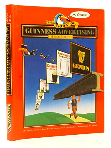 The Book of Guinness Advertising By Brian Sibley