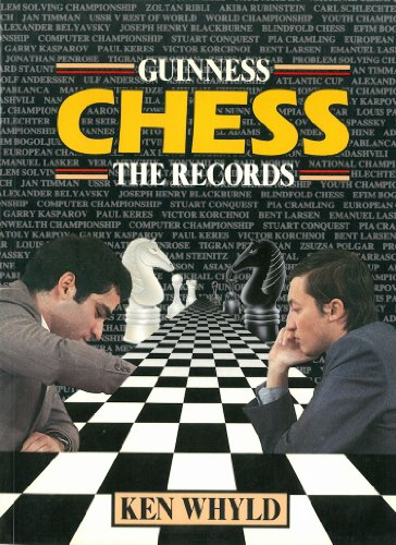 Chess By Kenneth Whyld