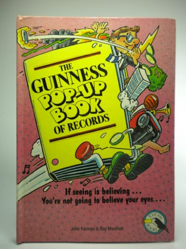 The Guinness Pop-up Book of Records By John Farman