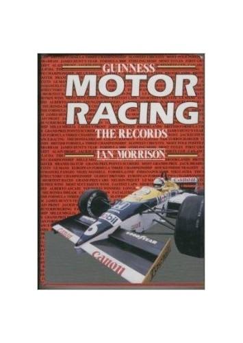 Motor Racing By Ian Morrison