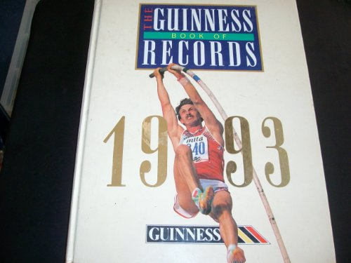 The Guinness Book of Records 1993 Volume editor Peter Matthews