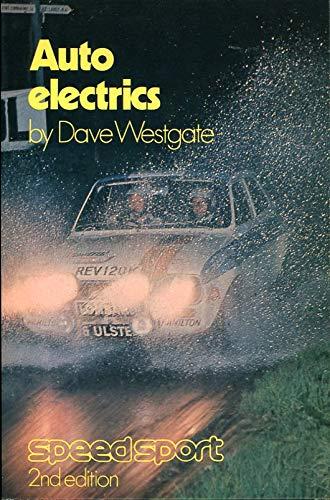 Auto Electrics By David Westgate
