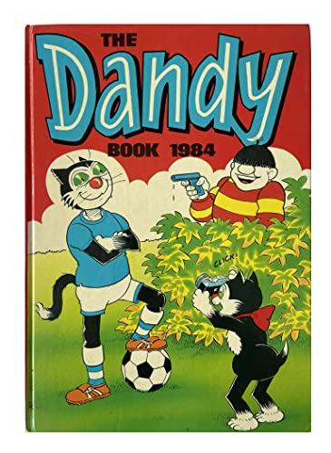 THE DANDY BOOK 1984. By David Torrie