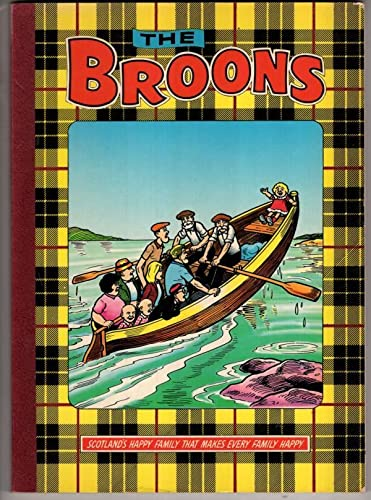 The Broons 1984 Annual - Published Autumn 1983 By none