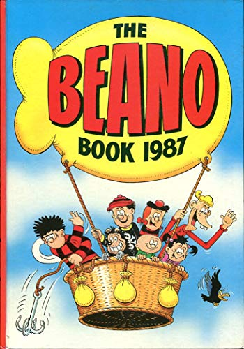 THE BEANO BOOK 1987 By ANNUAL