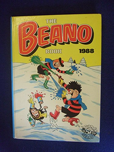 The Beano Book 1988 (Annual)
