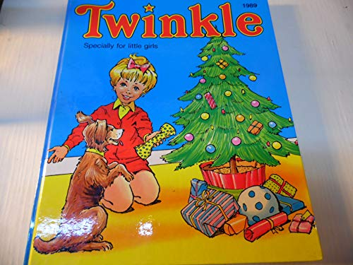 Twinkle Specially for Little Girls 1989 (Annual) [Hardcover] by D C Thomson