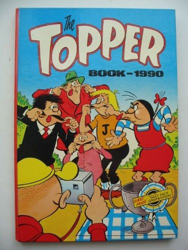 The Topper Book 1990 (Annual)