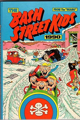 The Bash Street Kids. Annual 1990
