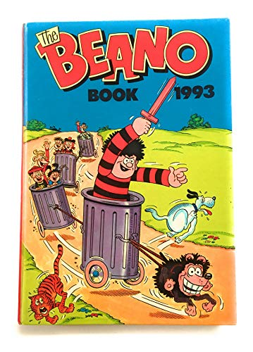 The Beano Book 1993 (Annual) By ANON