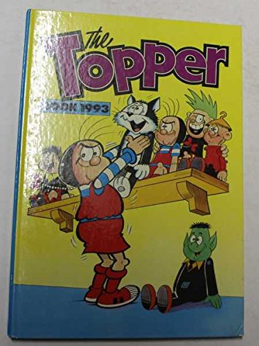 The Topper Book 1993 (Annual) by Unknown Author