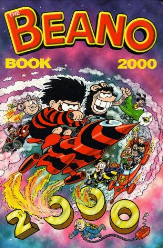 """""""Beano"""" Book: 2000 by"""